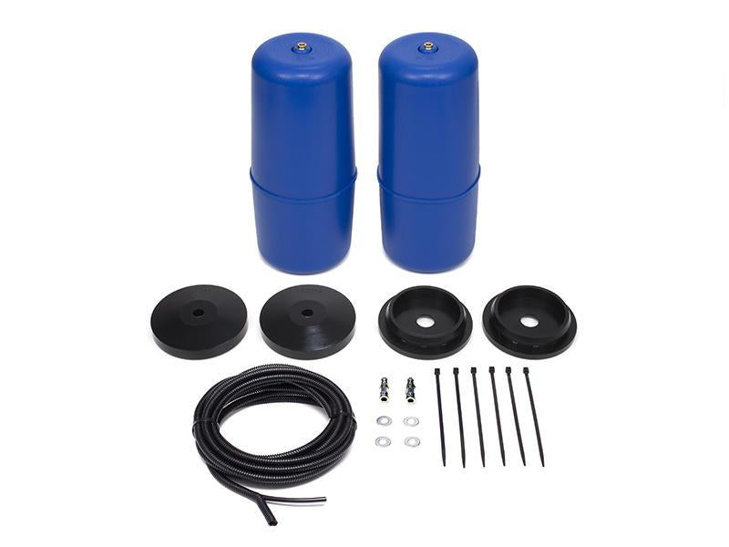 AIRBAG MAN AIR SUSPENSION HELPER KIT FOR COIL SPRINGS TO SUIT NISSAN PATROL GQ - Y60 Wagon 88-99 RAISED 75mm (CR5146)