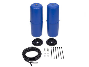 AIRBAG MAN AIR SUSPENSION HELPER KIT FOR COIL SPRINGS TO SUIT NISSAN PATROL GQ - Y60 Wagon 88-99 RAISED 100mm (CR5147)