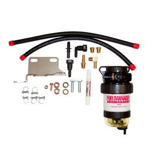 DIESEL CARE PRIMARY (PRE) FUEL FILTER KIT TO SUIT TOYOTA RAV4 2.0L D4D - DCP009