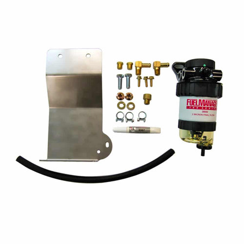 DIESEL CARE PRIMARY (PRE) FUEL FILTER KIT TO SUIT ISUZU MU-X 3.0L 130kw 2012-CURRENT - DCP015