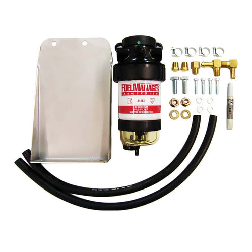DIESEL CARE PRIMARY (PRE) FUEL FILTER KIT TO SUIT NISSAN NAVARA 2.5L D22 - DCP018