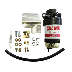 IESEL CARE PRIMARY (PRE) FUEL FILTER KIT TO SUIT NISSAN PATROL 4.2L GU TD42-T - DCP022