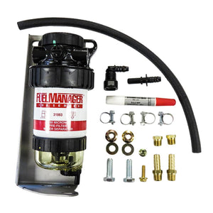 DIESEL CARE PRIMARY (PRE) FUEL FILTER KIT TO SUIT NISSAN NAVARA NP300 2.3L 2015-Current - DCP035
