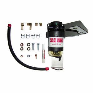 DIESEL CARE SECONDARY (FINAL) FUEL FILTER KIT TO SUIT TOYOTA PRADO 150 SERIES FACE LIFT 3.0L 2013 (DCS007)
