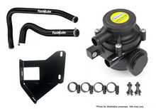 Load image into Gallery viewer, FLASHLUBE CATCH CAN PRO KIT TO SUIT NISSAN NAVARA D40T 2006 ON - (FCCKT25)