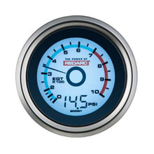 Load image into Gallery viewer, REDARC EGT & BOOST PRESSURE 52MM GAUGE (G52-EB)