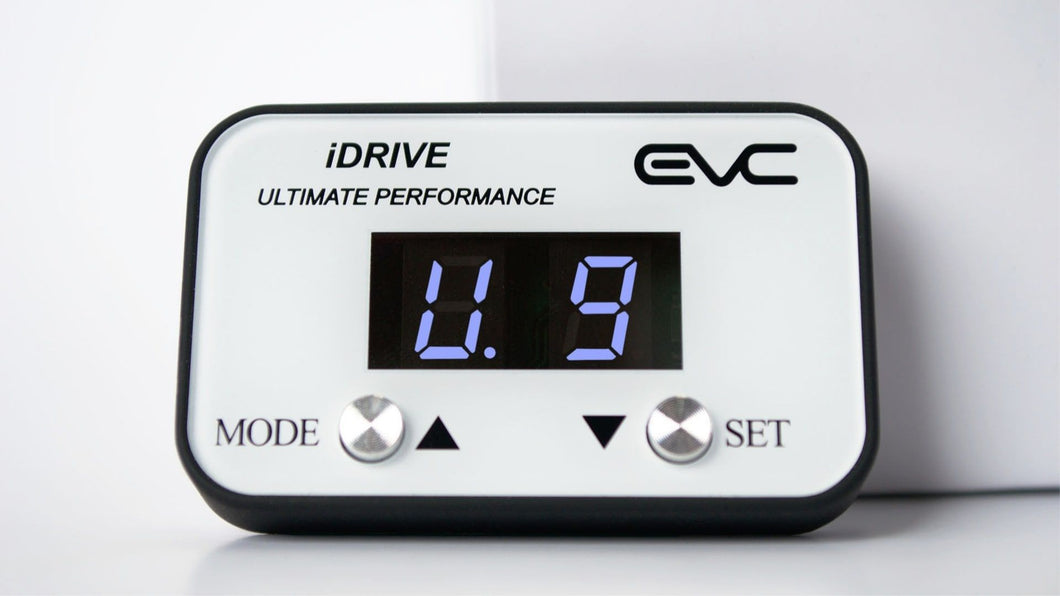 IDRIVE THROTTLE CONTROLLER FOR MITSUBISHI PAJERO (V80) 2006ON (EVC 301L)