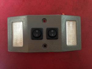 OUTBACK ROOF CONSOLE REPLACEMENT LED LIGHT ASSEMBLY (FRONT ONLY)