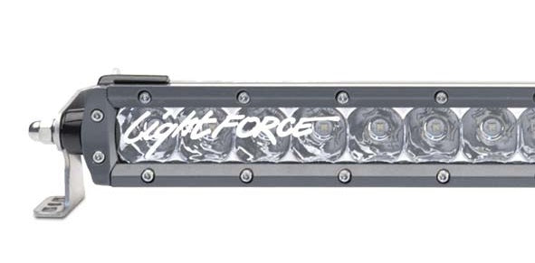 "LIGHTFORCE 30"" SINGLE ROW LED BAR 792MM DRIVING (CB30XP)"