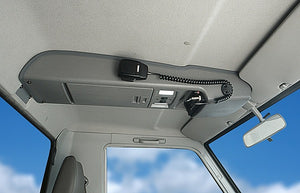 OUTBACK ROOF CONSOLE TO SUIT 70 SERIES LAND CRUISER CC , NO AIRBAGS 2016 ON (RC79CC)