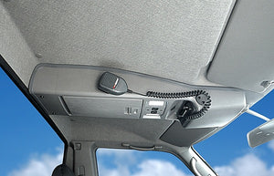OUTBACK ROOF CONSOLE TO SUIT NISSAN PATROL GU SINGLE CAB 1999 ONWARDS (RCGUCC)