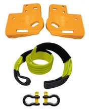 Load image into Gallery viewer, ROADSAFE TOW POINTS TO SUIT ISUZU D-MAX 2012 ON (RP-COL02KIT) PAIR - PLUS BRIDLE AND SHACKLES