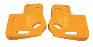 ROADSAFE TOW POINTS TO SUIT ISUZU D-MAX 2012 ON (RP-COL02) PAIR