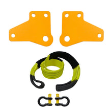 Load image into Gallery viewer, ROADSAFE TOW POINTS TO SUIT TOYOTA HILUX KUN 2005 0N (RP-HIL05V2KIT) PAIR - PLUS BRIDLE AND SHACKLES