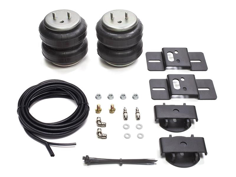 AIRBAG MAN AIR SUSPENSION HELPER KIT FOR LEAF SPRINGS SUIT NISSAN NAVARA D21 & D22 4X4 86-DEC.99 (RR4575)