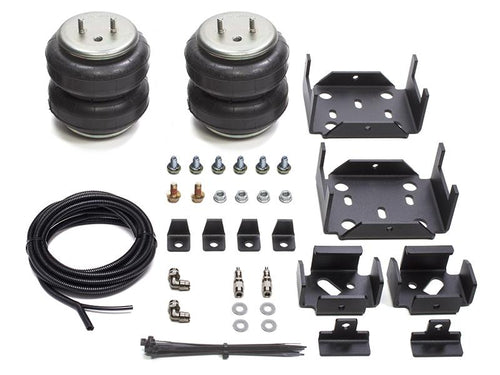 AIRBAG MAN AIR SUSPENSION HELPER KIT FOR LEAF SPRINGS SUIT FORD RANGER PJ, PK 4x2 3.0L & 4x4 Jan.07-11 (RR4596)