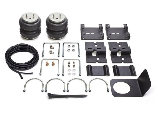 AIRBAG MAN AIR SUSPENSION HELPER KIT LEAF SPRINGS SUIT HOLDEN JACKAROO UBS1 & UBS5 81-92 (RR4598)
