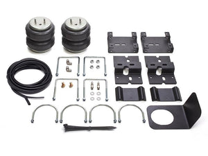 AIRBAG MAN AIR SUSPENSION HELPER KIT FOR LEAF SPRINGS SUIT MITSUBISHI PAJERO NA, NB, NC, ND, NF, NG, NH & NJ LEAF REAR 82-96 (RR4598)