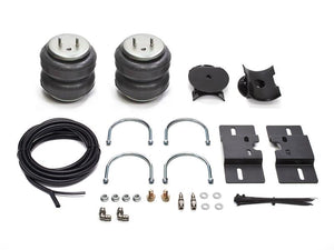 AIRBAG MAN AIR SUSPENSION HELPER KIT FOR LEAF SPRINGS SUIT HOLDEN COLORADO RC 4x2 08-12 (RR4599)