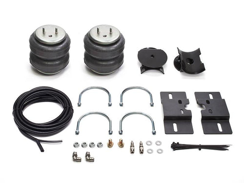 AIRBAG MAN AIR SUSPENSION HELPER KIT FOR LEAF SPRINGS SUIT ISUZU D-MAX 4X2 NON HI-RIDER JAN.07-MAY.12 (RR4599)