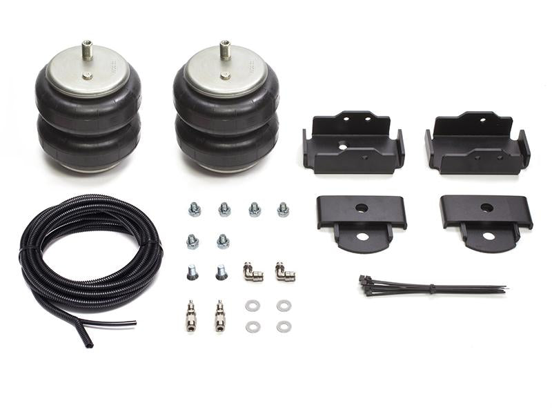 AIRBAG MAN AIR SUSPENSION HELPER KIT FOR LEAF SPRINGS SUIT TOYOTA HILUX INCL. VIGO/REVO MAR.05-15 4X4 GGN25, KUN26, TGN26 & TRD(RR4622) STD HIEGHT TO LOWERED 25mm