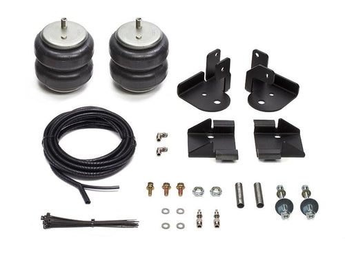 AIRBAG MAN AIR SUSPENSION HELPER KIT FOR LEAF SPRINGS SUIT ISUZU D-MAX MY12 on, 4x2 Hi-Rider Jun.12-18 (RR4642)