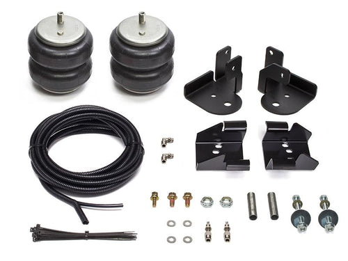 AIRBAG MAN AIR SUSPENSION HELPER KIT FOR LEAF SPRINGS SUIT ISUZU D-MAX 4X4 JUN.12-18 RAISED 50mm (RR4667)