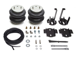 AIRBAG MAN AIR SUSPENSION HELPER KIT FOR LEAF SPRINGS SUIT MITSUBISHI TRITON MQ 4X2, 4X4 15-18 (RR4678)
