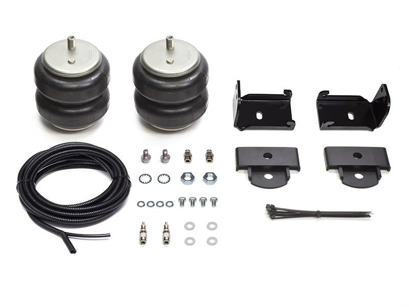 AIRBAG MAN AIR SUSPENSION HELPER KIT FOR LEAF SPRINGS SUIT TOYOTA HILUX INCL. VIGO/REVO JUL.15-18 4X4 GGN125R, GUN125R, GUN126R (RR4682)