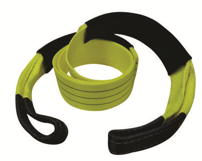 ROADSAFE EQUALISER STRAP - 6000kg (SB605) YELLOW/BLACK