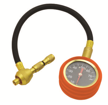 ROADSAFE TYRE DEFLATOR QUICK DEFLATER WITH GAUGE (SB613)