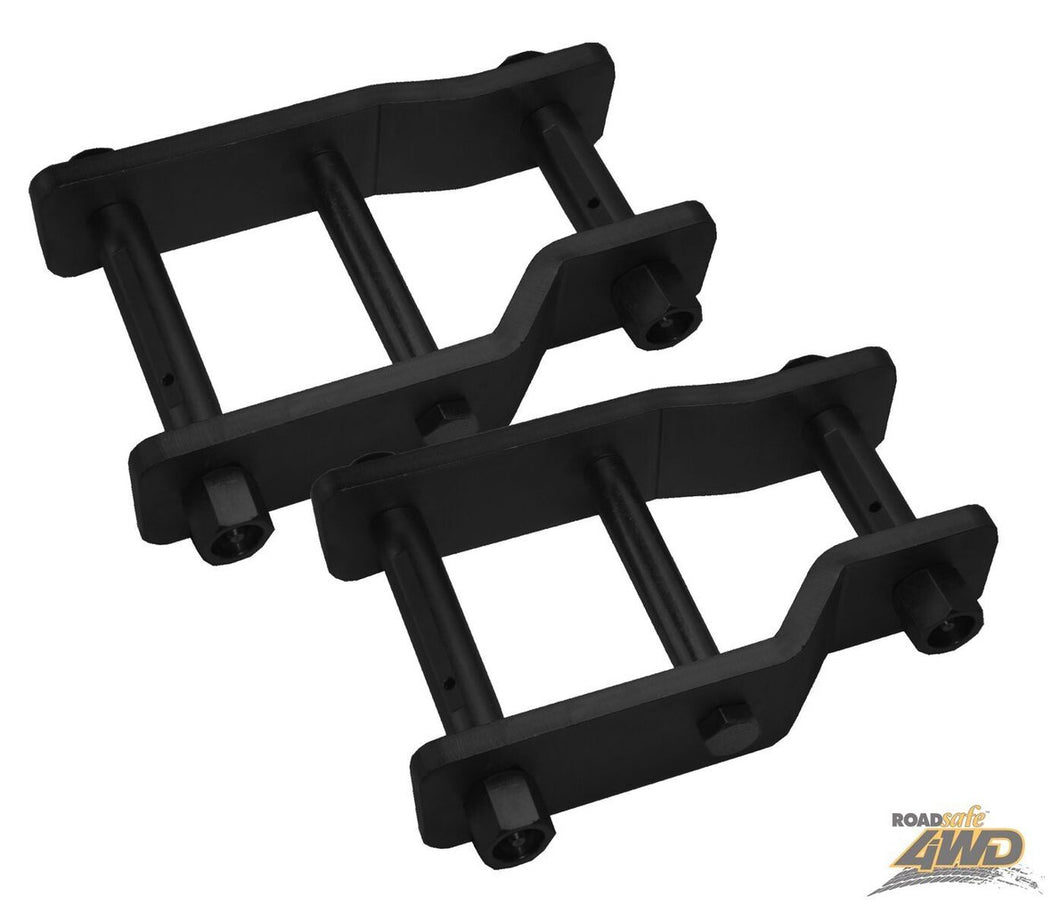 ROADSAFE EXTENDED SHACKLES FORD RANGER PX (SK408EXT) REAR 50MM - PAIR