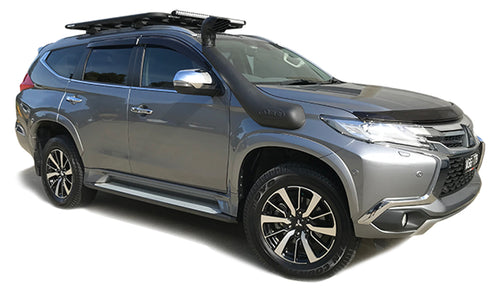 SAFARI SNORKEL TO SUIT MITSUBISHI PAJERO SPORT QE Model, 2.4L Turbo Diesel (4N15) 2015on (SS667HF)