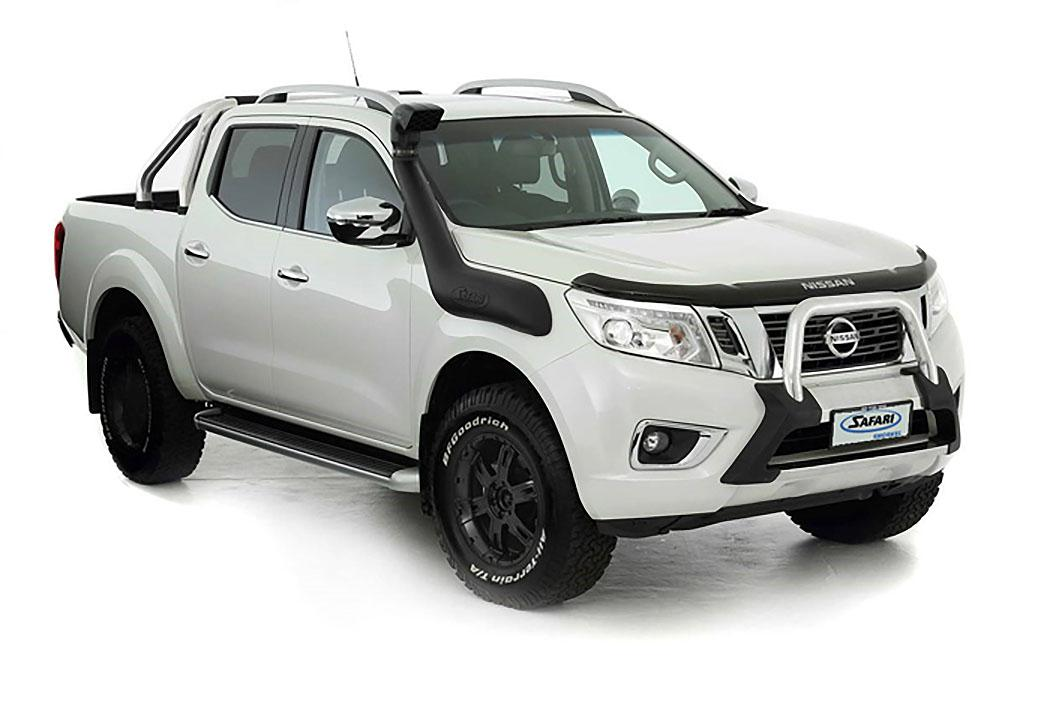 SAFARI SNORKEL TO SUIT NISSAN NAVARA NP300 15 On Thai Built Models Only, Wide Body 2.3L YS23DDTT (SS741HF)