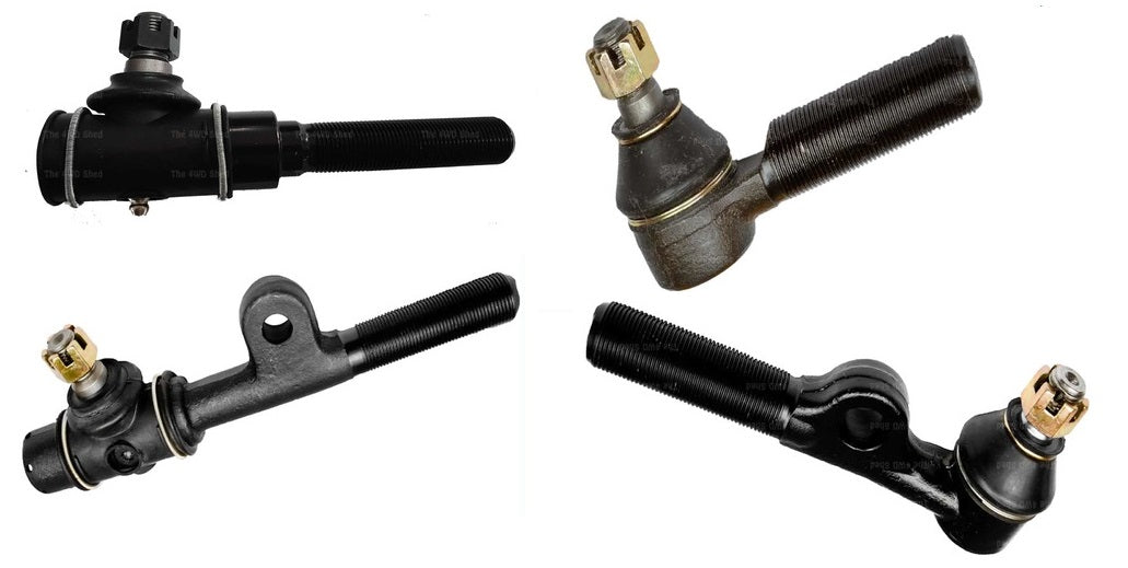 ROADSAFE TIE ROD END TO SUIT TOYOTA LANDCRUISER 75 SERIES  (TE2750-4KIT) 4 PCE KIT