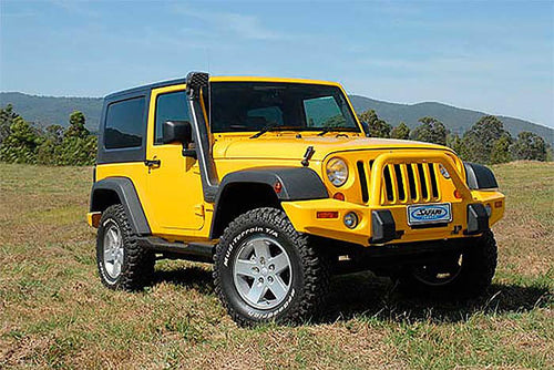 SAFARI SNORKEL  JEEP WRANGLER JK  2.8L Diesel 06 On (SS1165HF) $511