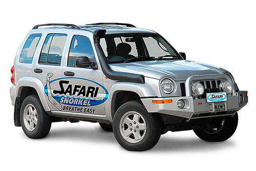 SAFARI SNORKEL TO SUIT JEEP CHEROKEE KJ Model 1/02 On 3.7L V6 Petrol Model  (SS1130HF)