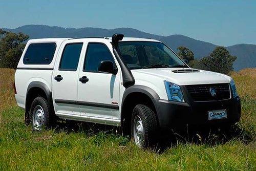 AFARI SNORKEL TO SUIT HOLDEN RODEO RA 3.0L Diesel LX & LT 10/08 To 05/12 (Not DX Model) (SS165R)