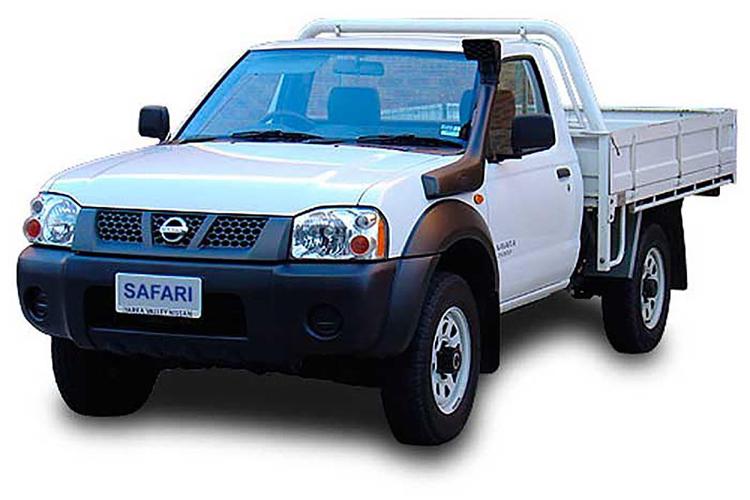 SAFARI SNORKEL TO SUIT NISSAN NAVARA D22 02 On 3.0L & 2.5L Diesel 01/07 On Single Battery Models Only (SS725HF) $454