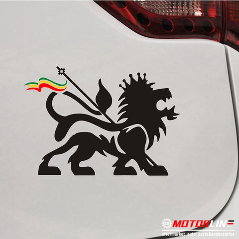 Step in the Right Direction Chariot Decal