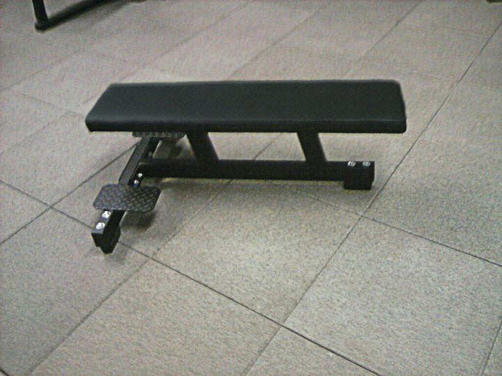 Walk-Through Utility Bench