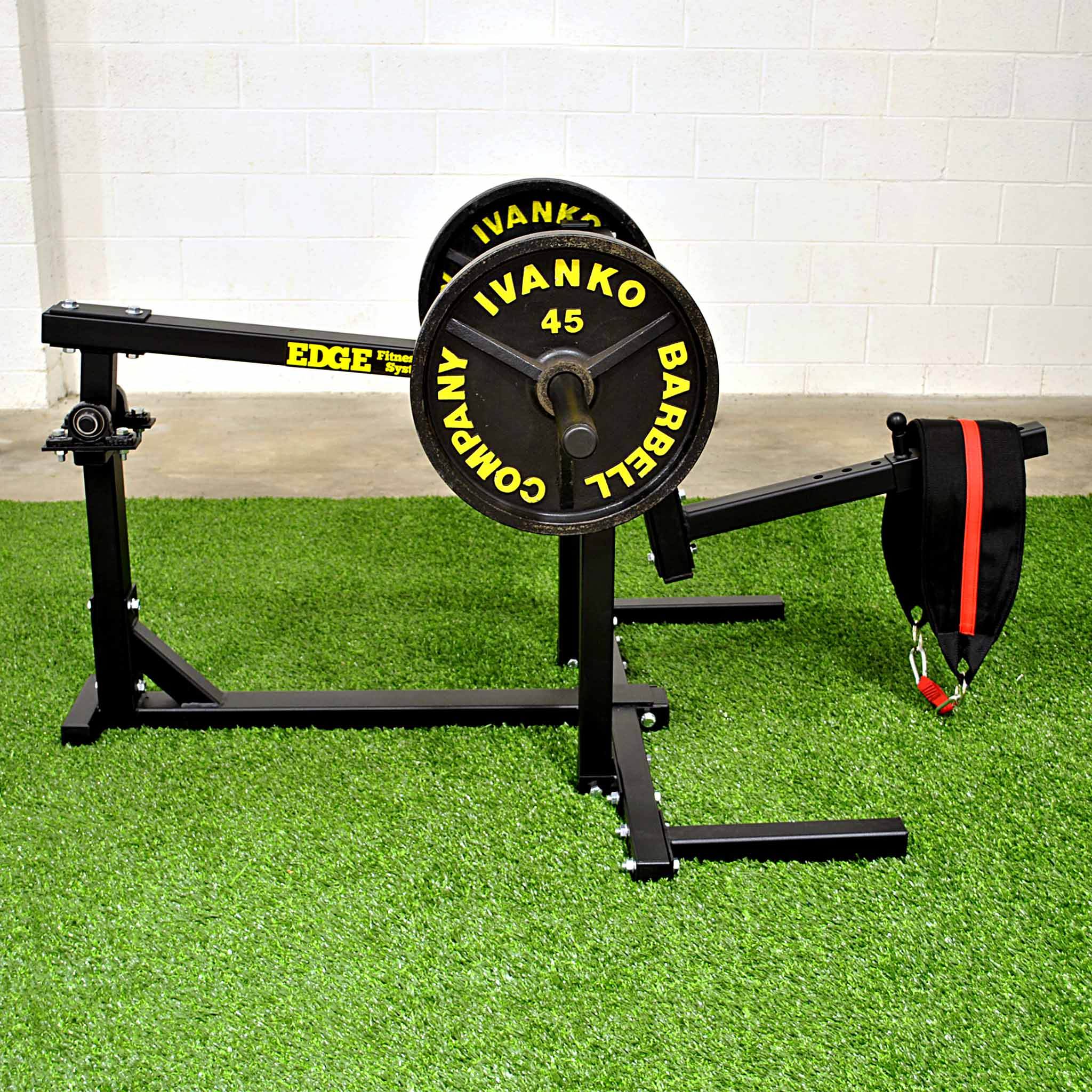 Standard belt squat u edge fitness systems