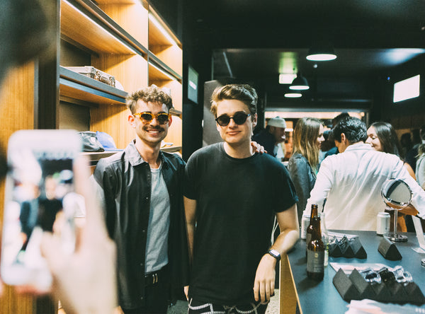 Behind The Scenes: ILU x BN Eyewear Collection Newmarket Launch