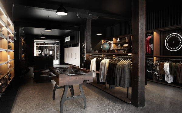Newmarket Flagship Store Opening