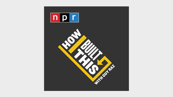 New Podcast: How I Built This - Richard Branson