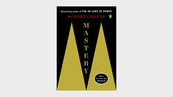 What we're reading — Mastery by Robert Greene