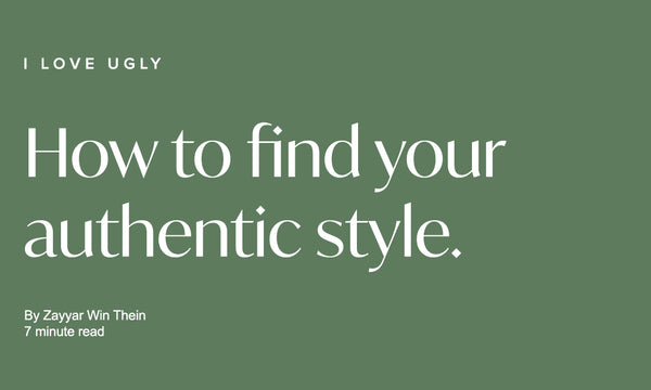How To Find Your Authentic Style