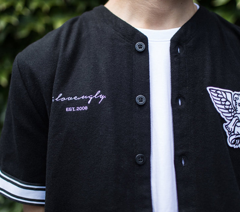 Angel Sosa Jersey - Black