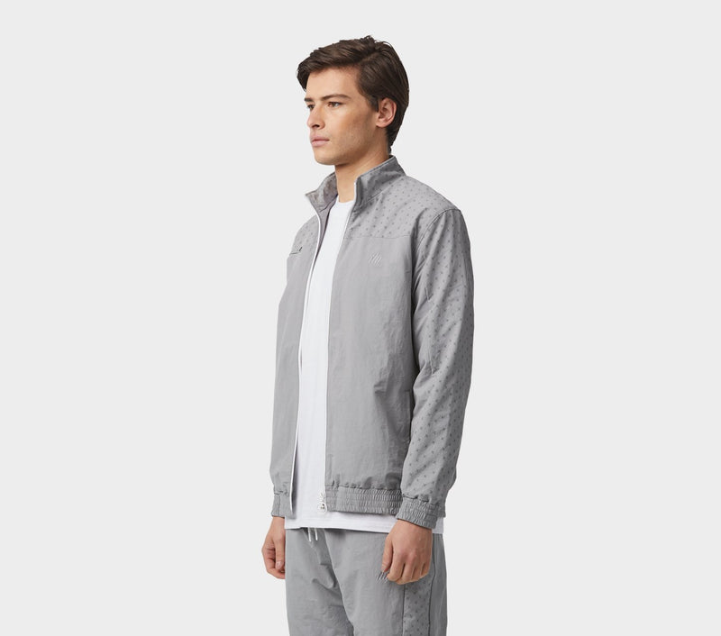 Athletic Jacket - Shark Grey
