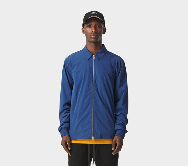 Rocco Jacket - Steel Blue
